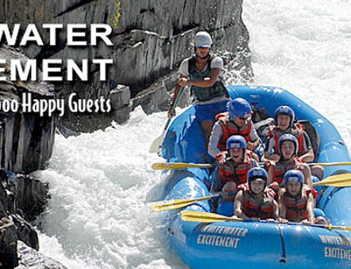 26 Year Old Rafting Company Best Year Ever!